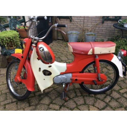 Honda Moped C 310
