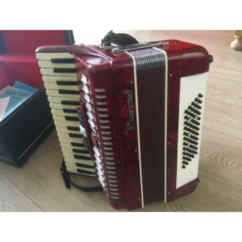 Parrot accordeon 60 bass