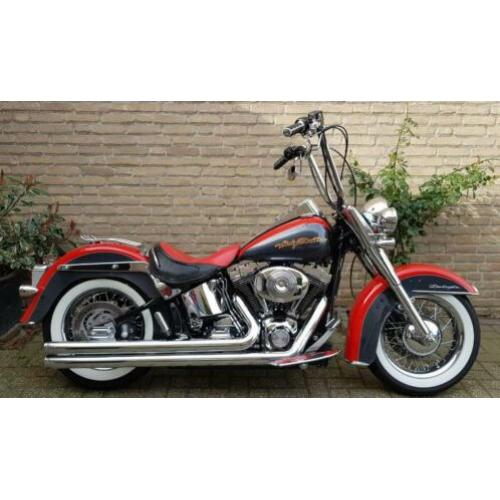 Softail Deluxe Harley Davidson