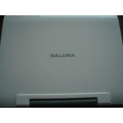 Salora Portable TV/DVD speler