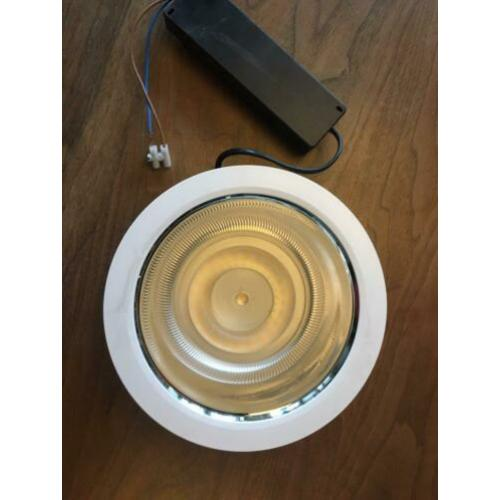 4 led downlight performer. Merk Opple.