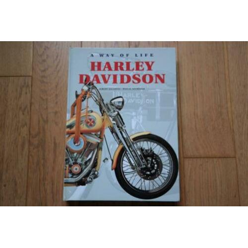 A Way Of Life Harley Davidson