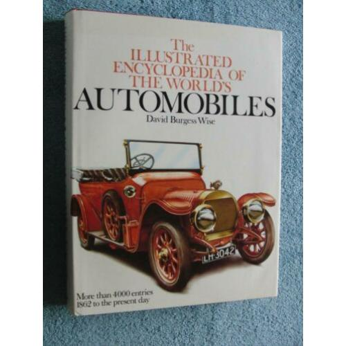 The illustrated Encyclopedie of World's Automobiles