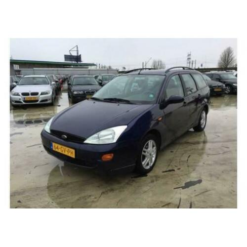 Ford Focus Wagon 1.6i 16V Trend