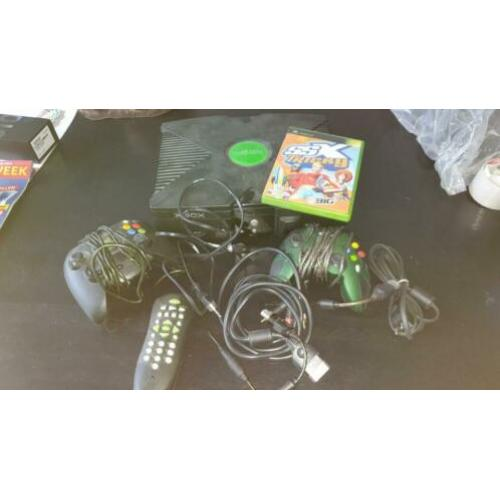 Xbox videogame system