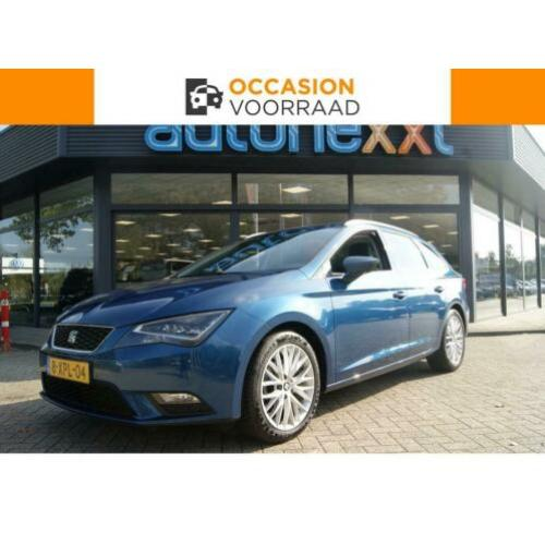 Seat Leon ST 1.6 TDI STYLE BUSINESS ECOMOTIVE € 9.995,00