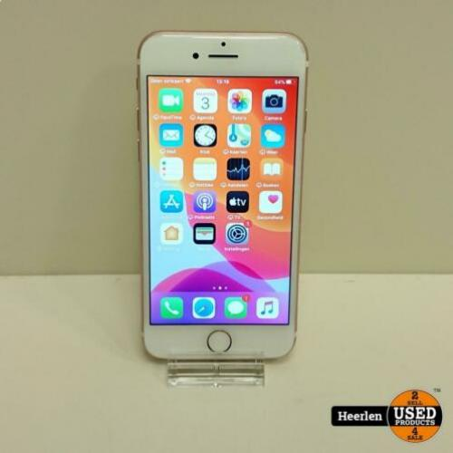 Apple iPhone 7 | 32GB | Rose goud | B-Grade (822689)