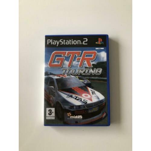 *** PS2 GTR touring ***