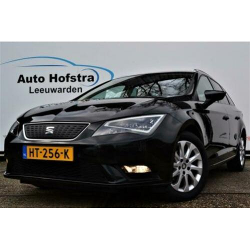 Seat Leon ST 1.0 TURBO 116 PK EcoTSI Style Connect LED NAVI