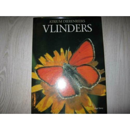 Vlinders Paul Sterry