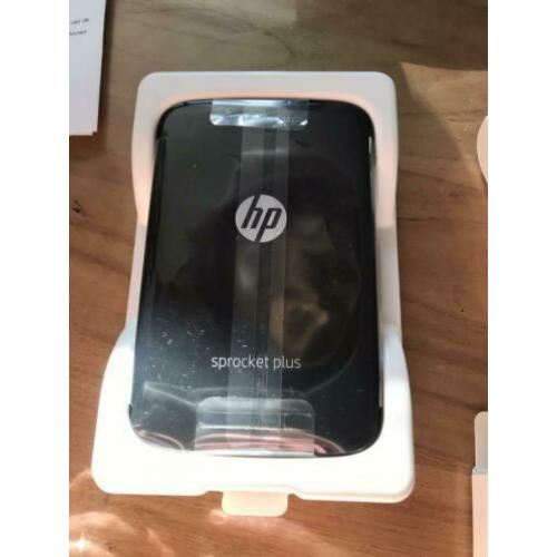HP sprocket plus nieuw!!