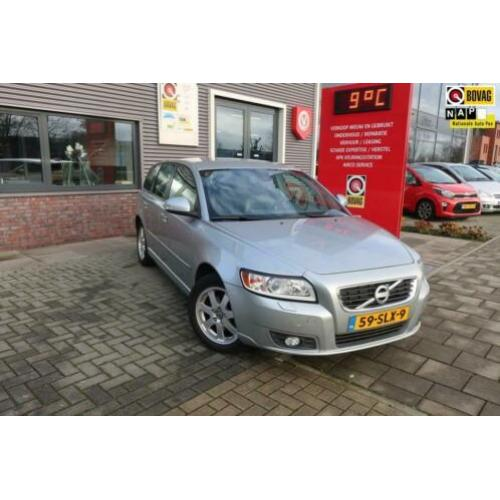 Volvo V50 1.6 D2 S/S Limited Edition Cruise / Airco / Elek.