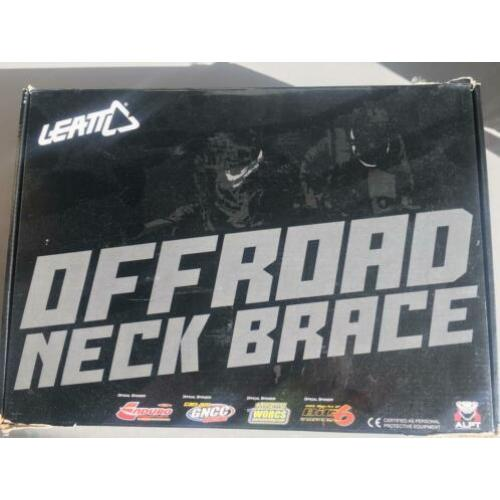 Leatt neck brace junior