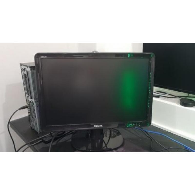 Philips 200CW monitor